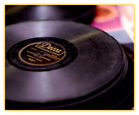 78rpm Records to CD Service Blaine MN